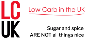 Low Carb in the UK logo
