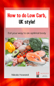 "I'm passionate about linguistics, and so I thought that I would share with you an excerpt from my recently released book ""How to do Low Carb, UK Style!"" about how the words ""weight loss"" do not serve our long term success."